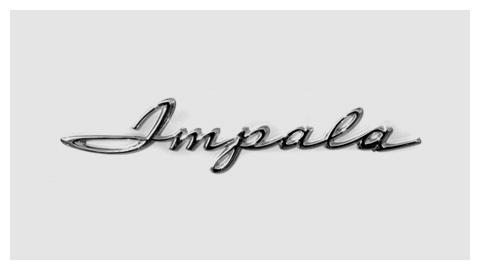 Chevrolet Lettering Tipografias