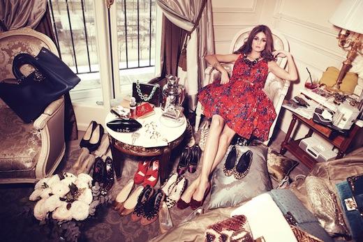 Olivia Palermo zapatos
