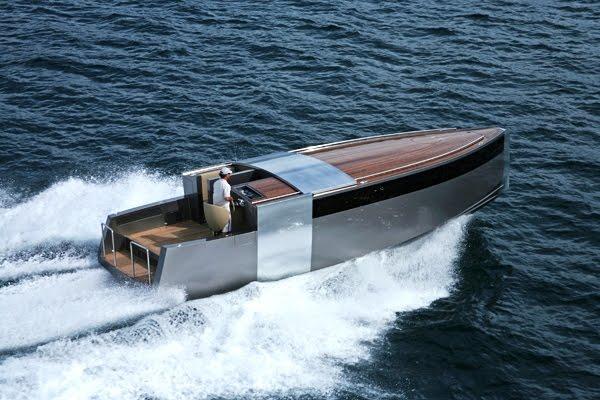 лодка старка