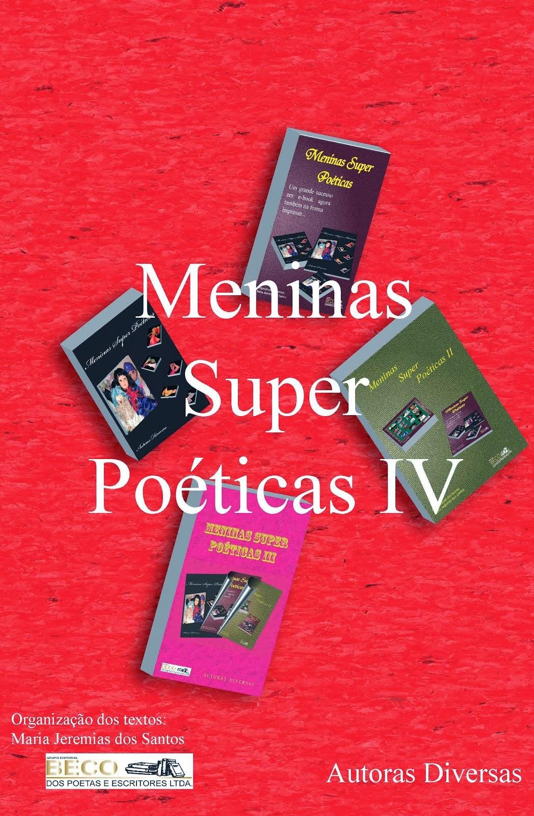 Meninas Super Poéticas Vol.4