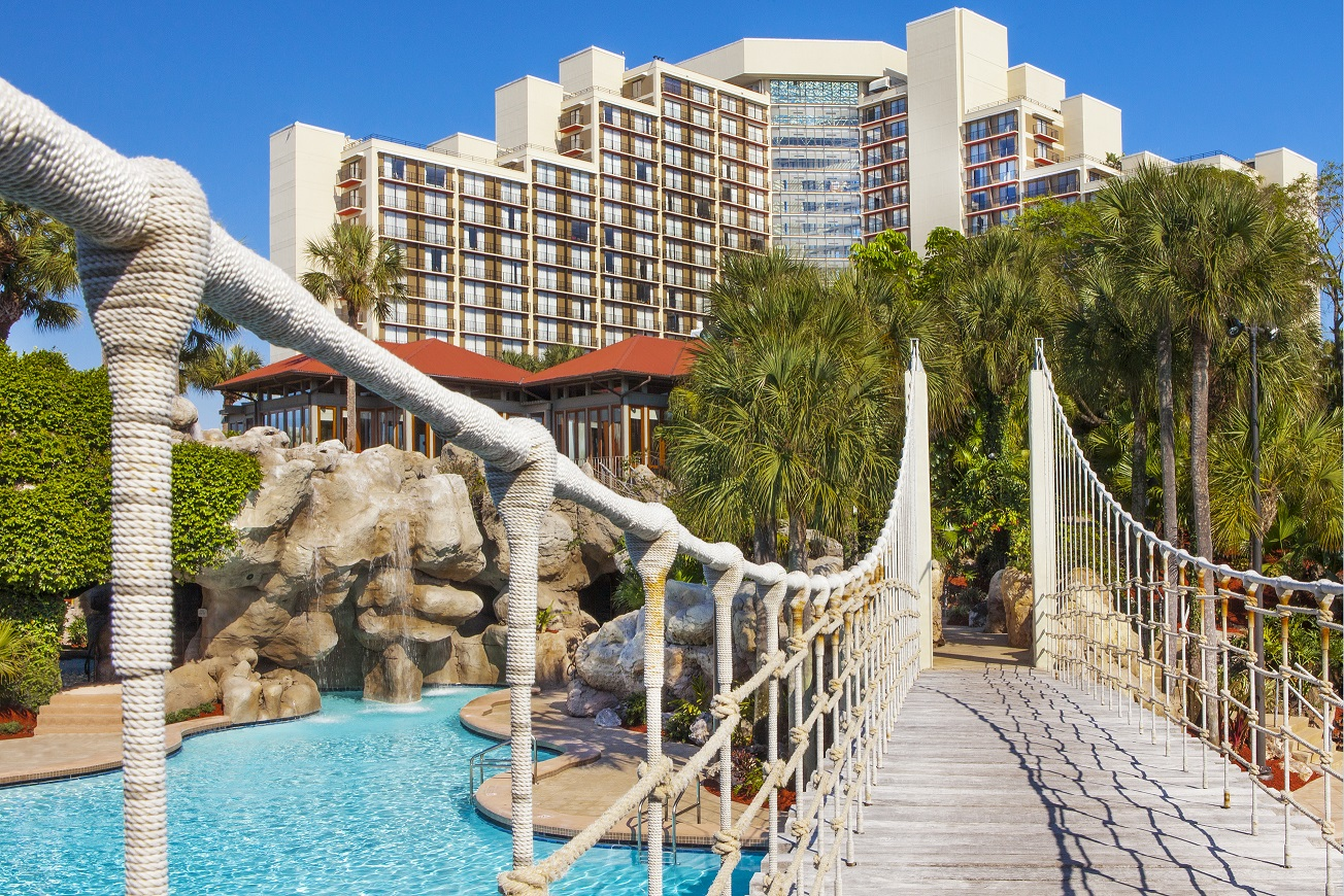 Cypress Garden Hotel Review