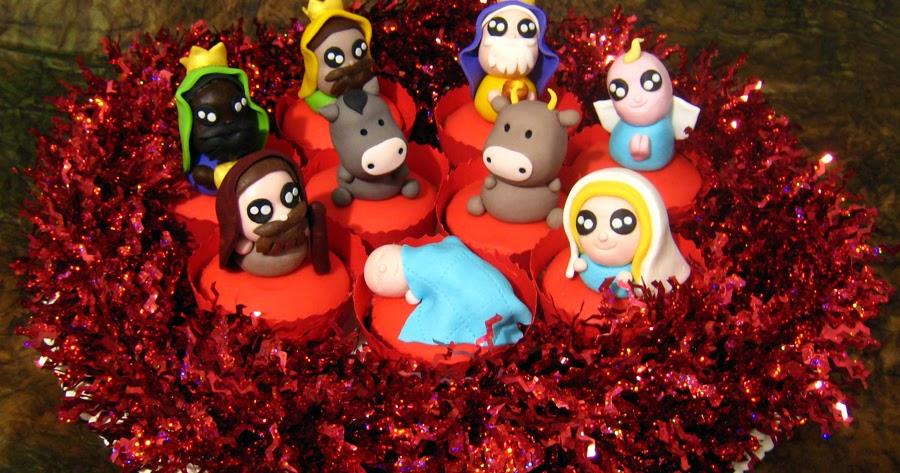 Bloggoloso corso di cake design presepe di cupcake al for Corso di fashion design
