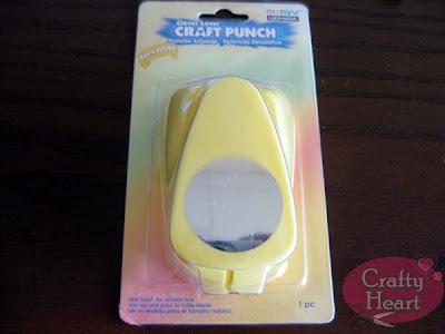 Marvy Uchida 2.5 inch circle punch