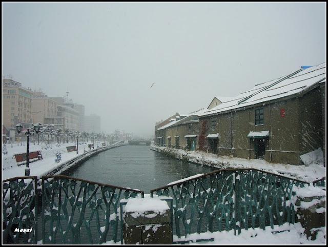 小樽羅曼蒂克運河道