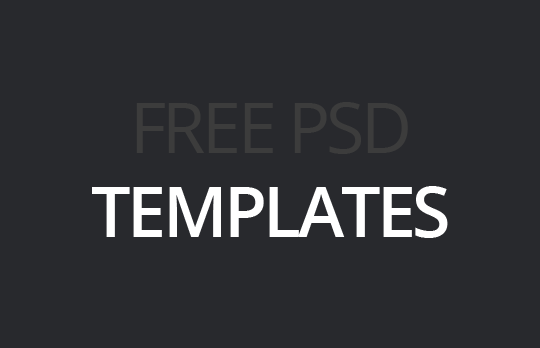 Top 10 Free PSD Templates for Websites and Blogs   Templateism Blog