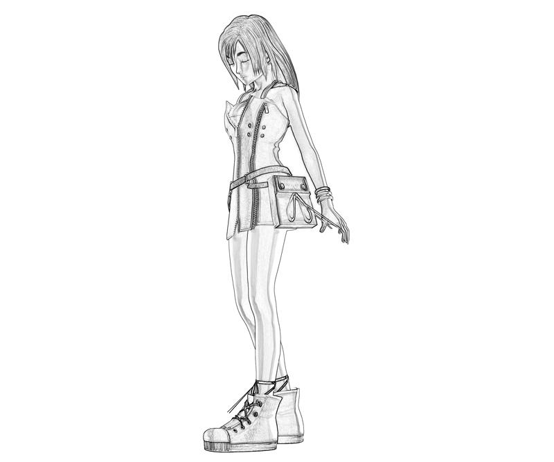 printable-kairi-character_coloring-pages-3