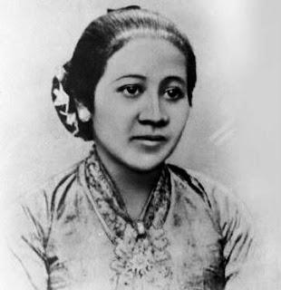 Peran R.A Kartini (Lirik Lagu: Ibu Kita Kartini)