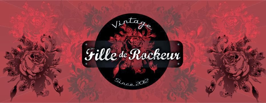 Fille de Rockeur - Pin´up Rockabilly Romantic