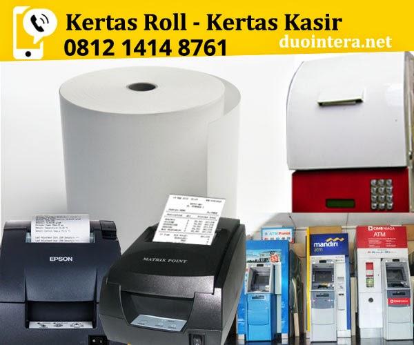 Kertas Roll Jakarta - Kertas Thermal - Kertas Kasir