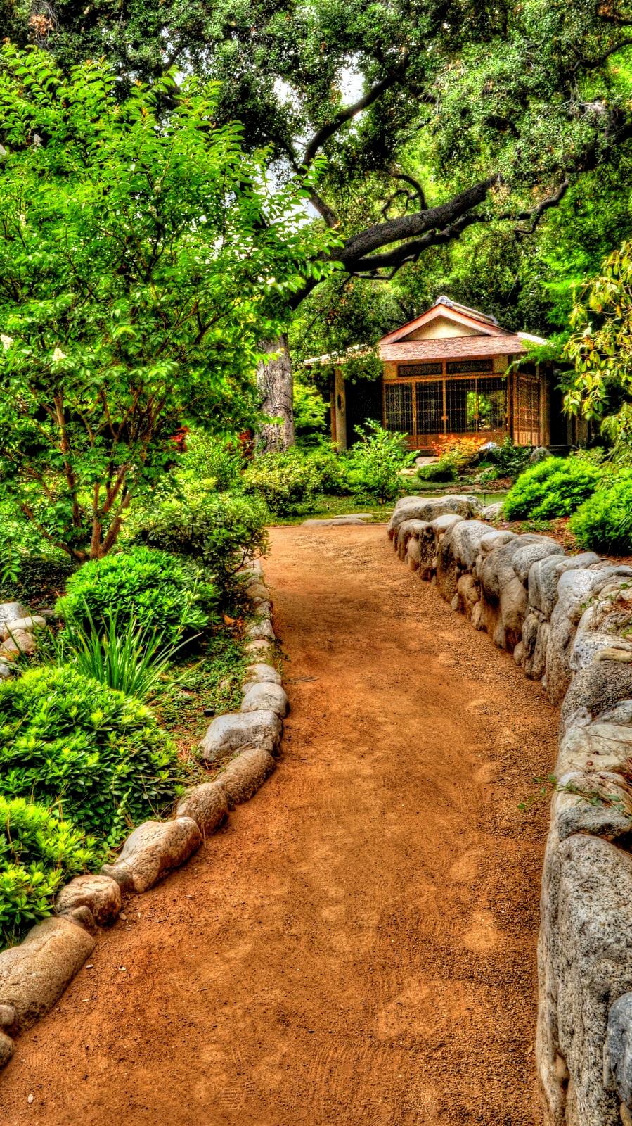 L A County Arboretum Botanic Garden Plant Info Tour Of