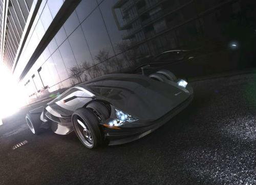 BBQ car concept