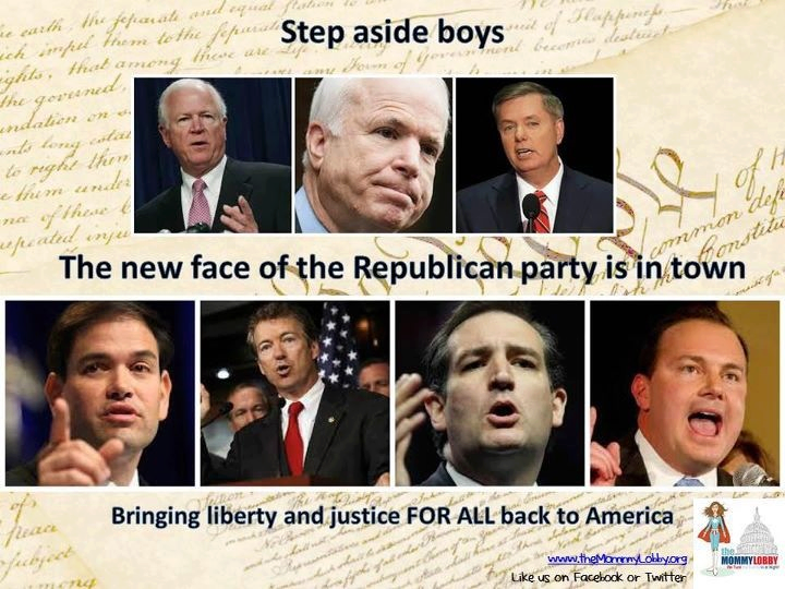 The New Faces of the Republican Party