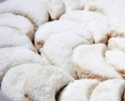 Resep Dan Cara Buat Kue Kering Putri Salju Kacang