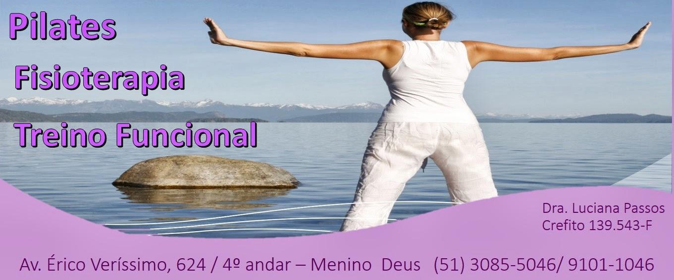 Consultório de Fisioterapia e Pilates Dra. Luciana Passos