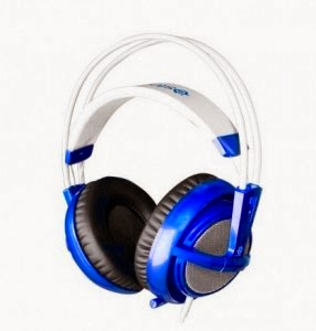 Amazon: Buy SteelSeries APS 51107 Siberia V2 Full-Size Gaming Headset at Rs 5020