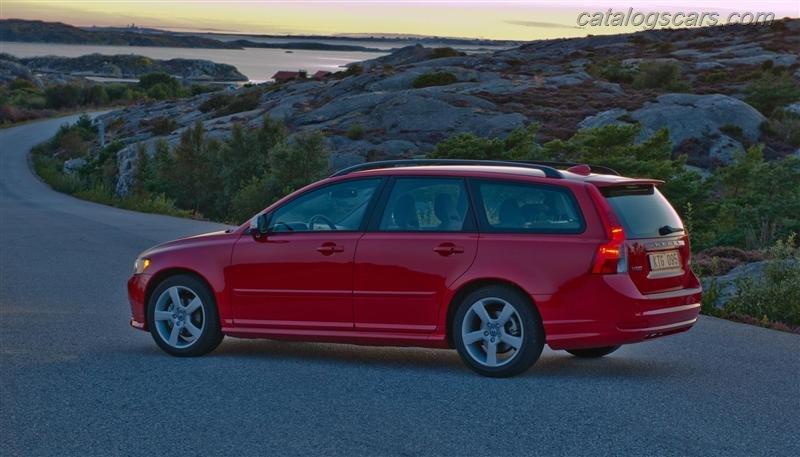 صور سيارة فولفو V50 2014 - اجمل خلفيات صور عربية فولفو V50 2014 - Volvo V50 Photos Volvo-V50_2012_800x600_wallpaper_09.jpg