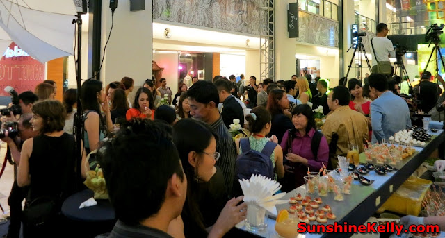 Elegantology, Asian Food Channel, Fashion & Food, New Elegantory Collection Launch, Publika, Solaris Dutamas, fashion show