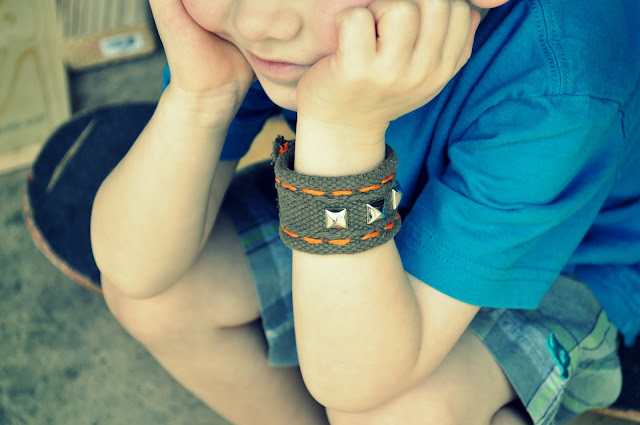 how to sew cuffs for boys