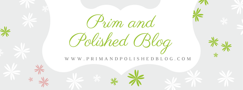 Prim and Polished Blog