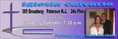 IGLESIA CALVARIO PATERSON