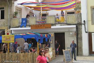 Café na Viagem Medieval 2012