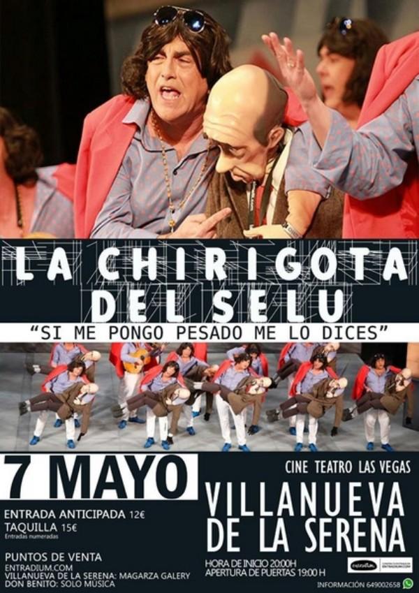 Teatro: Chirigota del Selu