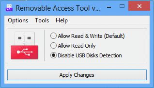Download Removable Access Tool 1.3
