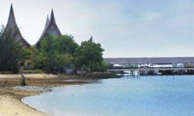 Tempat Wisata di Batam Pantai Marina