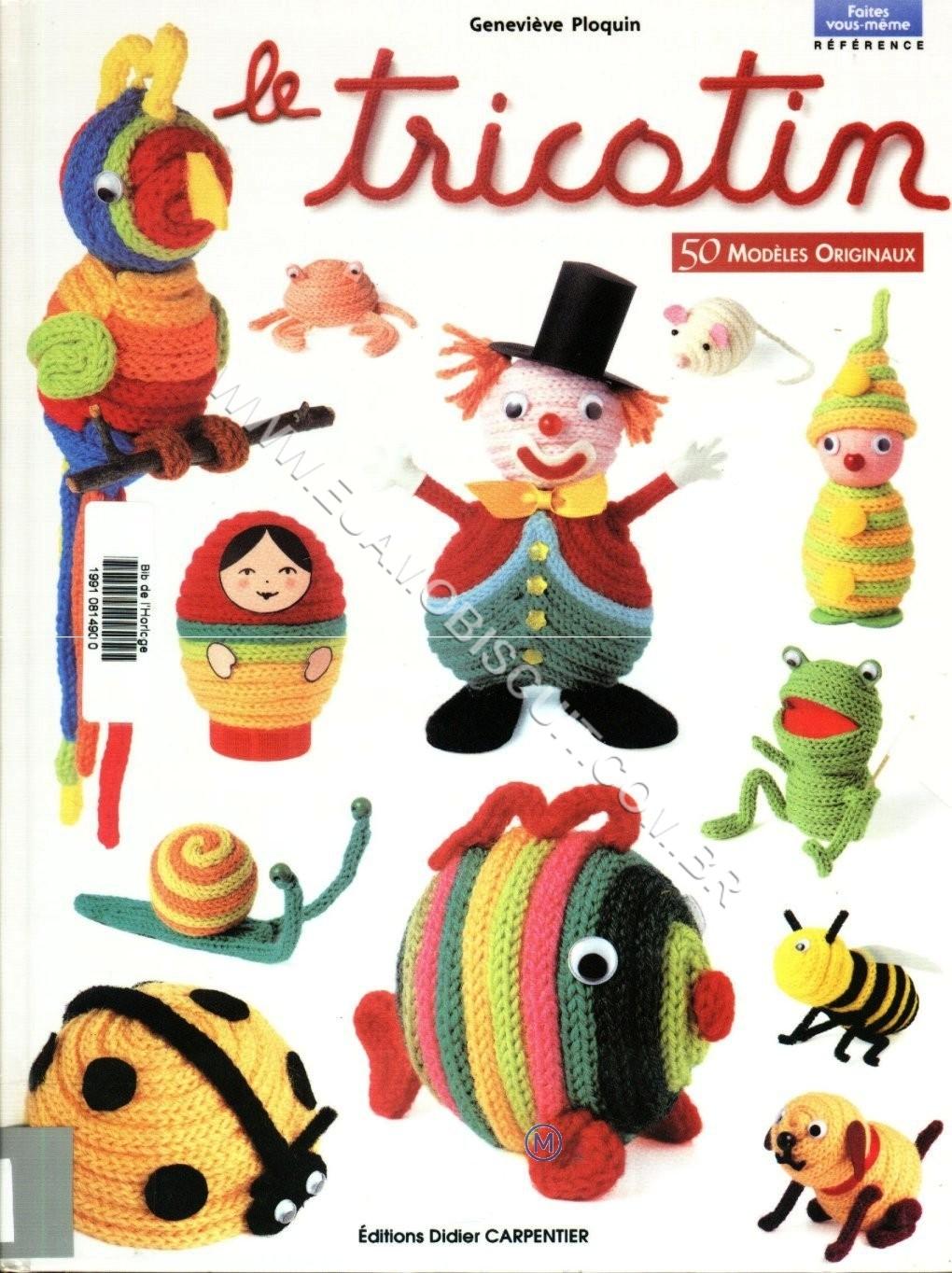 revista Le Tricotin