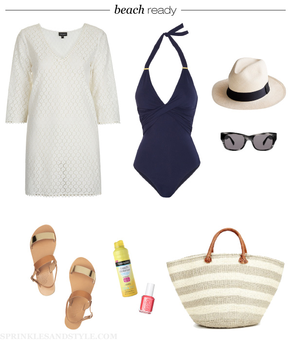 Sprinkles and Style || Friday's Fancies: Beach Ready