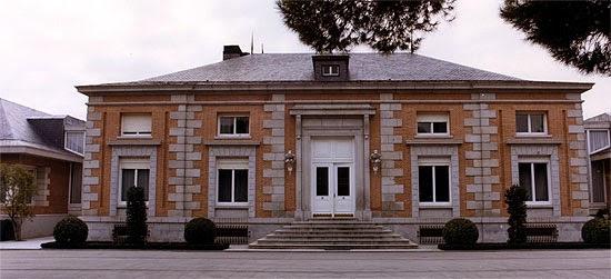 Palacio Real en 2015