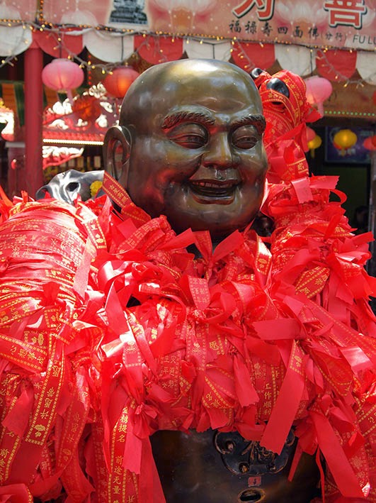 Laughing Buddha  - Sin Chew Chinese Cultural Products - Waterloo St