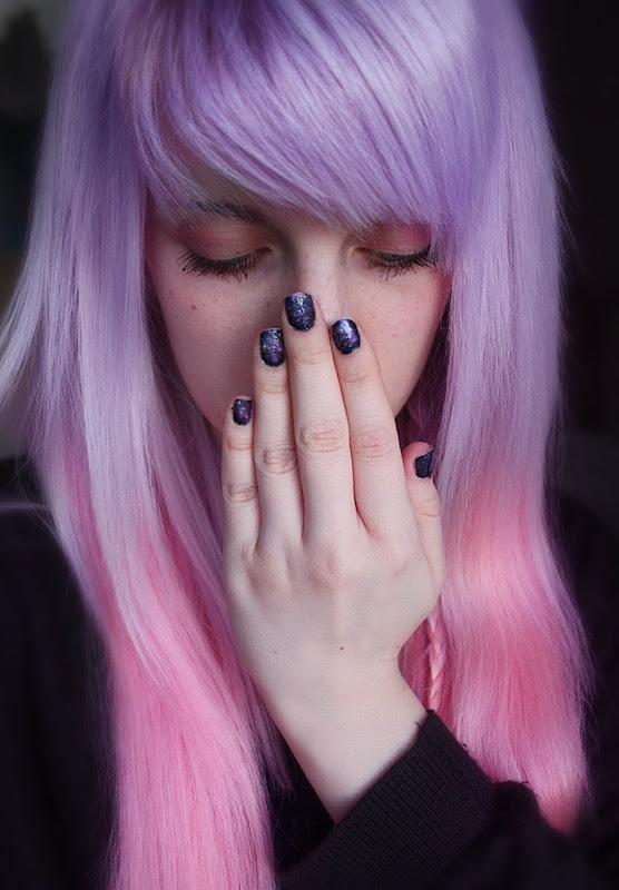 Espero algún día, poder lograr esto en mi cabello title=
