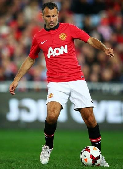 Ryan Giggs Veteran Manchester United 20132014