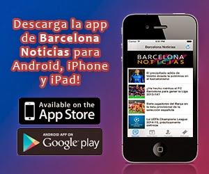 Sigue FC Barcelona Noticias en tu móvil y tablet