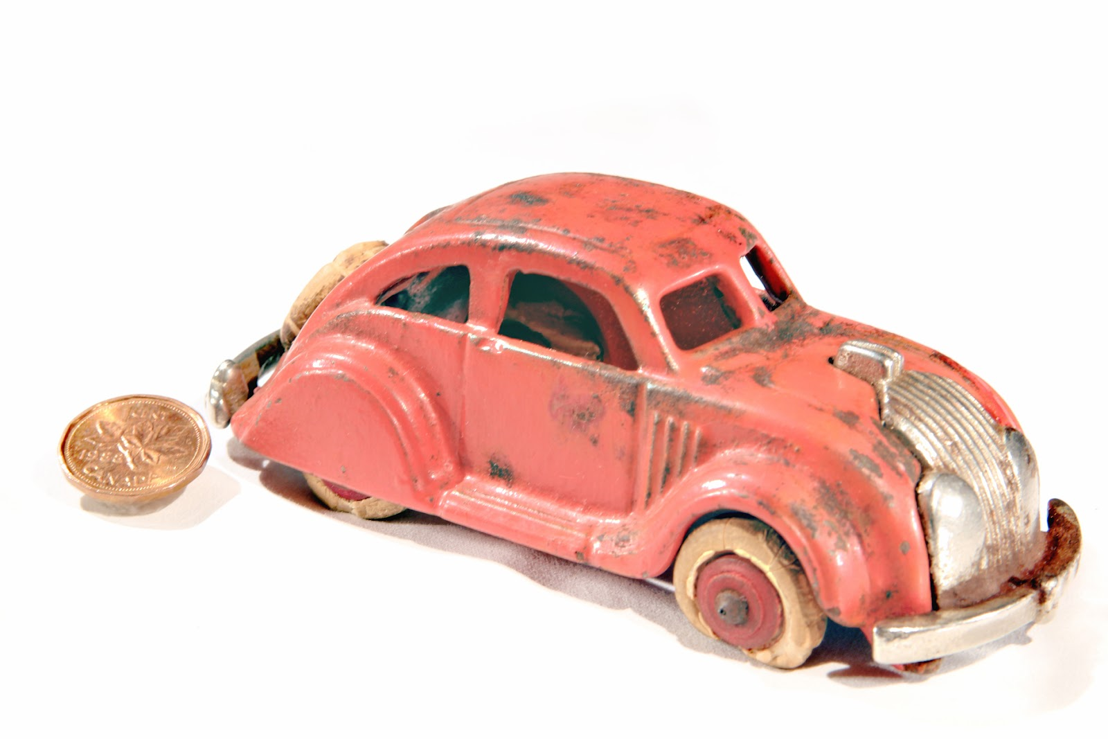 Do Old Toy Cars Have Lead Paint