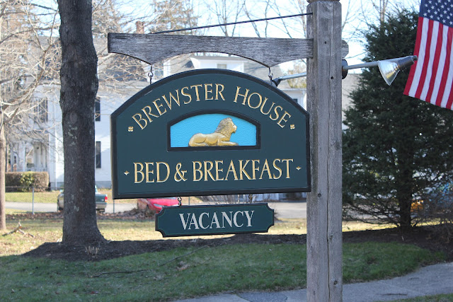 Brewster House Bed & Breakfast, Freeport, Maine