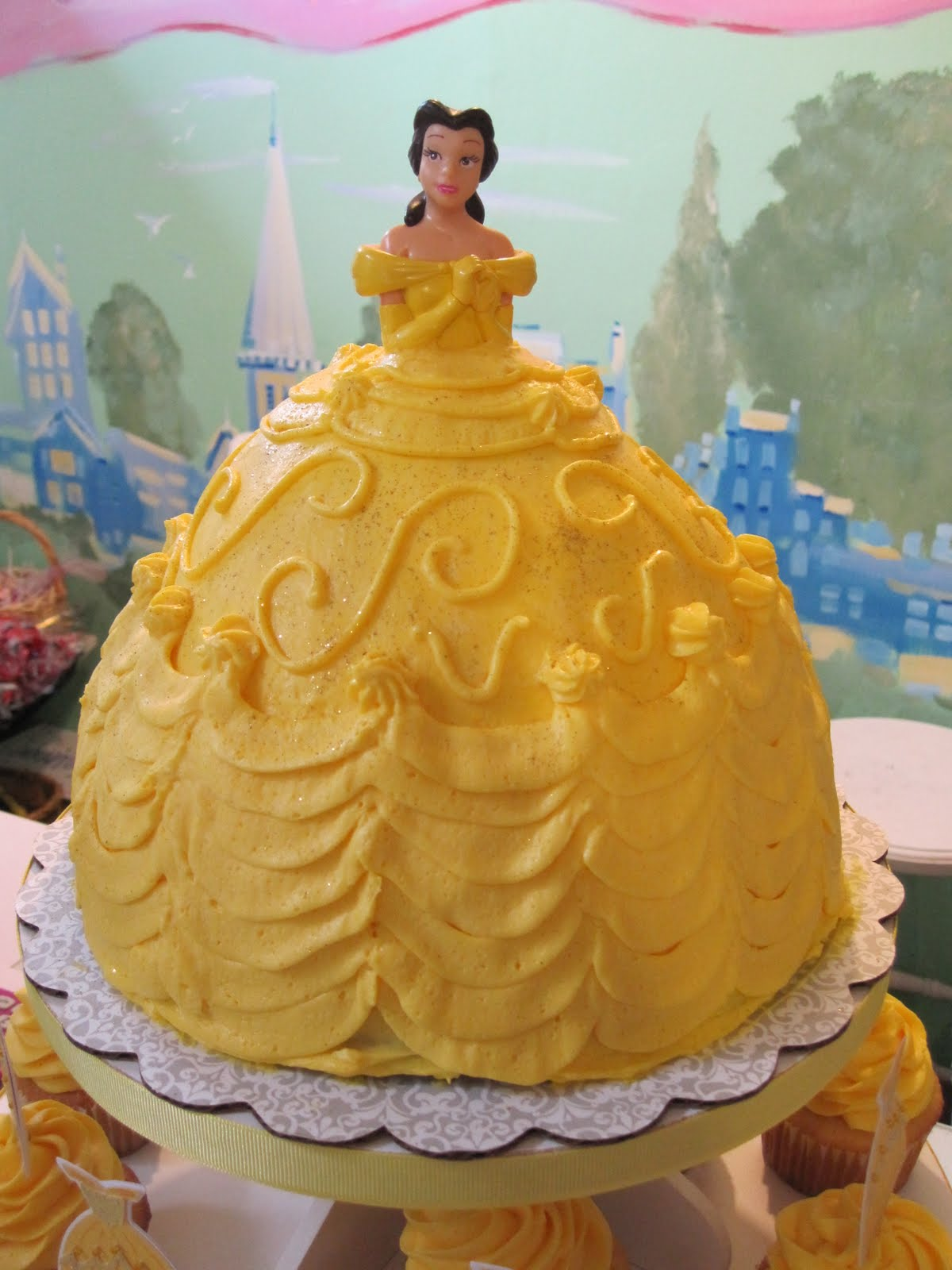 Sweet Spot Blog Belle Princess Party