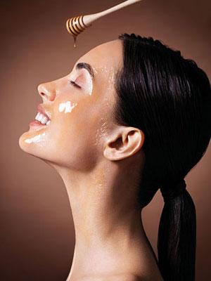 miel para la piel