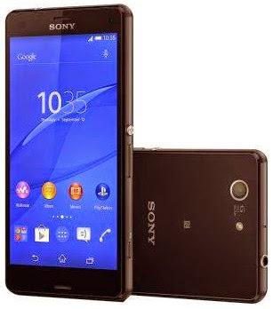 Harga Sony Xperia Z3 Compact D5803