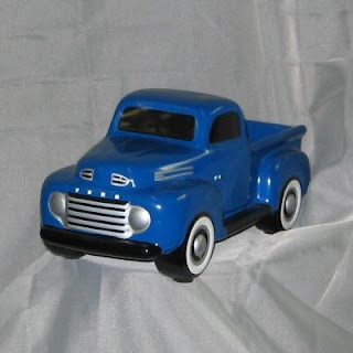Buy a Ceramic 1948 Ford Pickup Truck