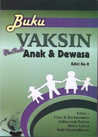 Buku Vaksin Untuk Anak & Dewasa Edisi Ke-2