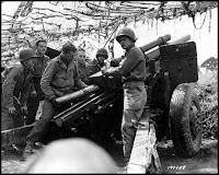 The 105mm: workhorse of US artillery in WW2