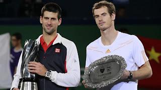 TENIS-Sobre las cuerdas pero Djokovic se llevó el ATP Shanghai