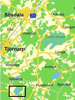 Bada, Sommar, Badsjö, insjö, vacker natur, Sösdala, Hörby, Kvesarumssjön,