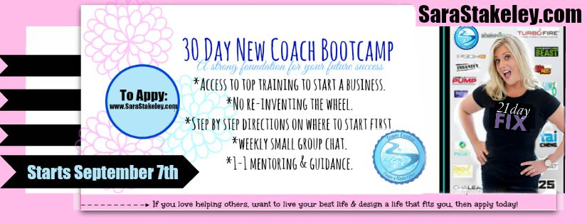 New Coach Boot Camp