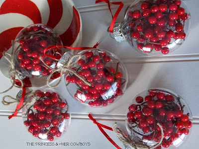 4 DIY Cheap Ornaments