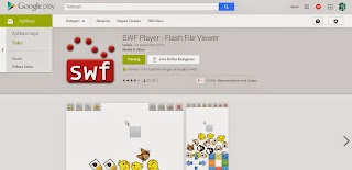Cara Memain Kan Game SWF Di Android