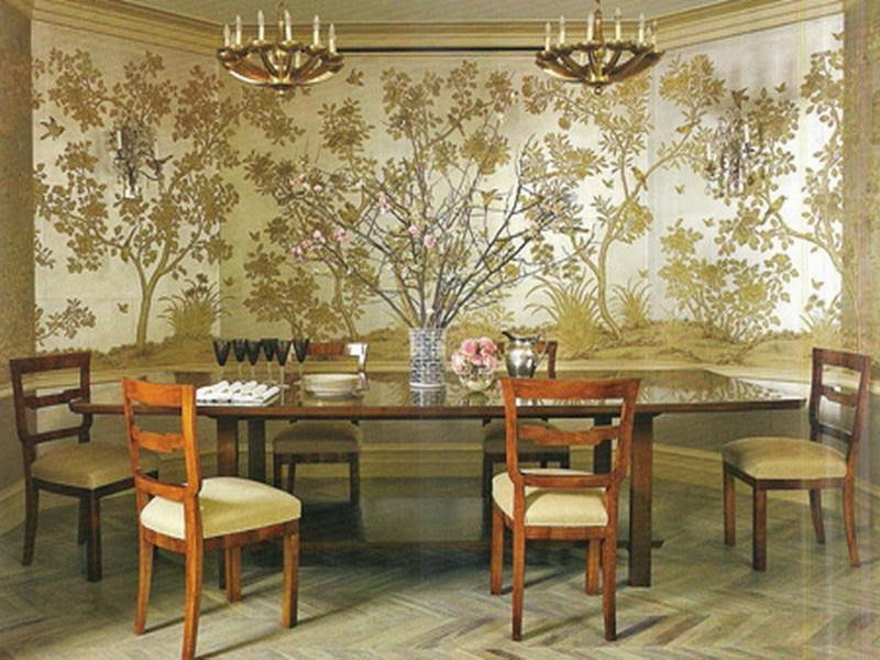 One hundred wallpaper modern wallpaper designs for dining for Modern wallpaper designs for dining room