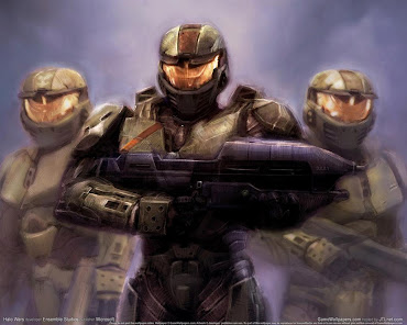 #31 Halo Wallpaper